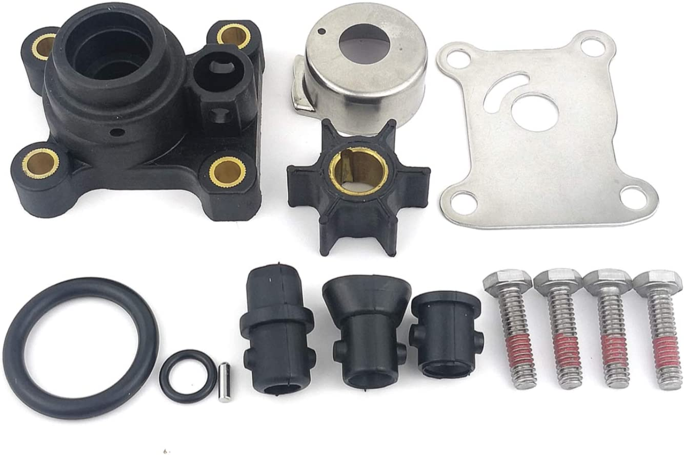 Max 45% OFF Wingogo Water Pump Impeller Repair Johnson Evinrude Genuine Free Shipping for Kit OMC