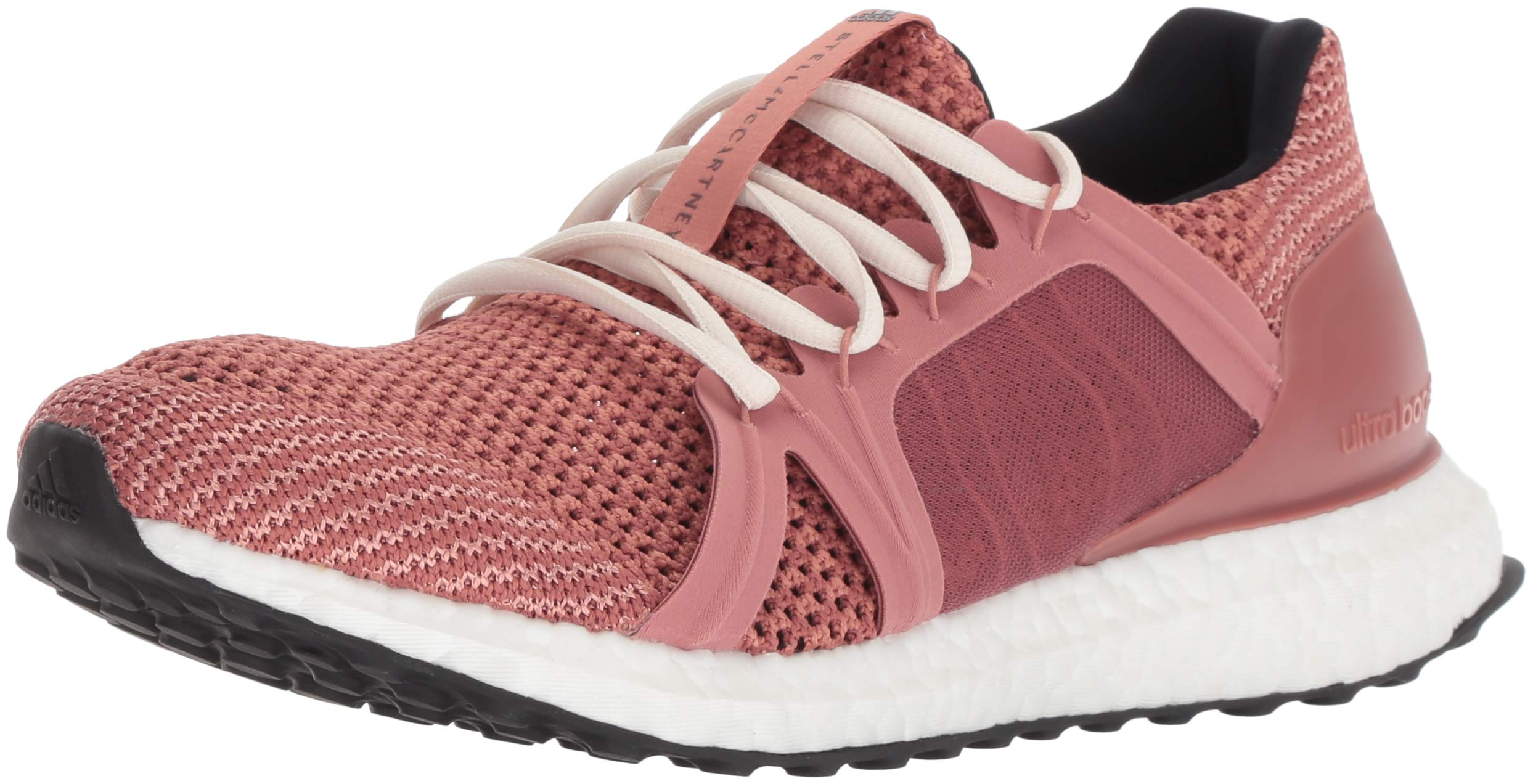 adidas adidas Women's Ultraboost, clear orangeorchid tinttrue pink, 8 M US from Amazon   People