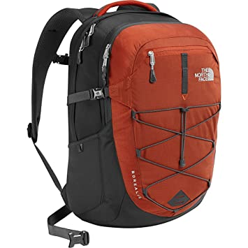 The North Face Mochila Borealis, Unisex Adulto, Ketchup Red/ASP, Talla Única: Amazon.es: Deportes y aire libre