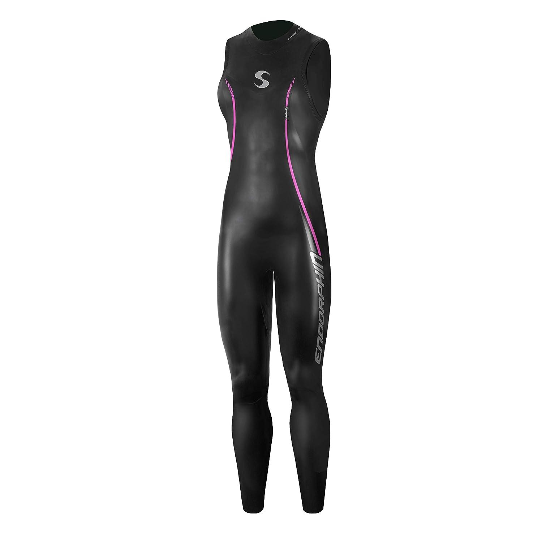 【当店一番人気】 トライアスロンウェットスーツ5/ 3 Ironman承認 mm W1 – Women/ 's Synergy EndorphinノースリーブロングジョンSmoothskinネオプレンfor Open Water Swimming Ironman承認 B00I0FA69C W1, オリックス自動車:5c111c47 --- beyonddefeat.com