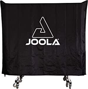 JOOLA Dual Function Indoor/Outdoor Waterproof Table Cover , Black