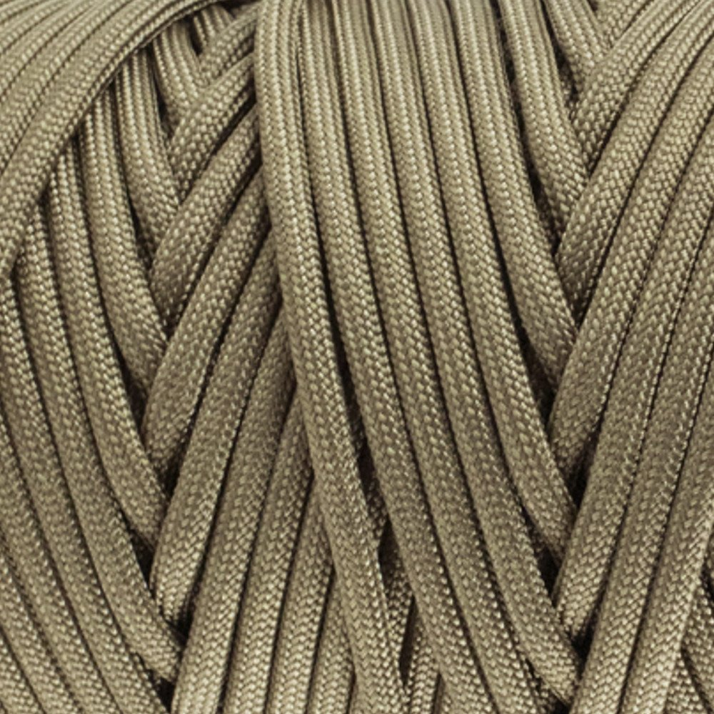 GOLBERG 550lb Parachute Cord Paracord Multiple Colors /& Lengths Available Used by The US Military 100/% Nylon USA Made Mil-Spec Type III Paracord
