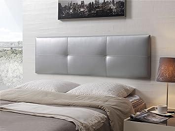 Spazioo Kopfteil Fur Bett Gepolstert Mit Kunstleder Mod Effect