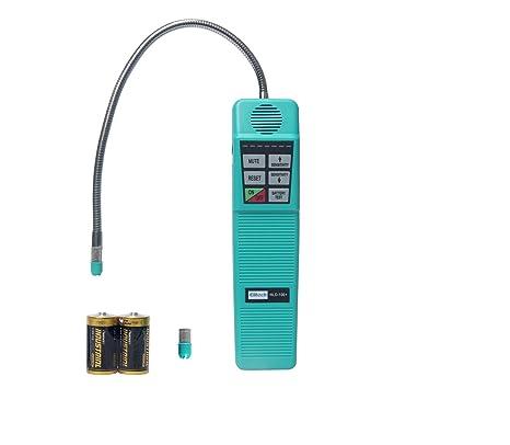 younggo portátil AC refrigerante halógena freón Detector de fugas de gas Tester con alta sensibilidad (