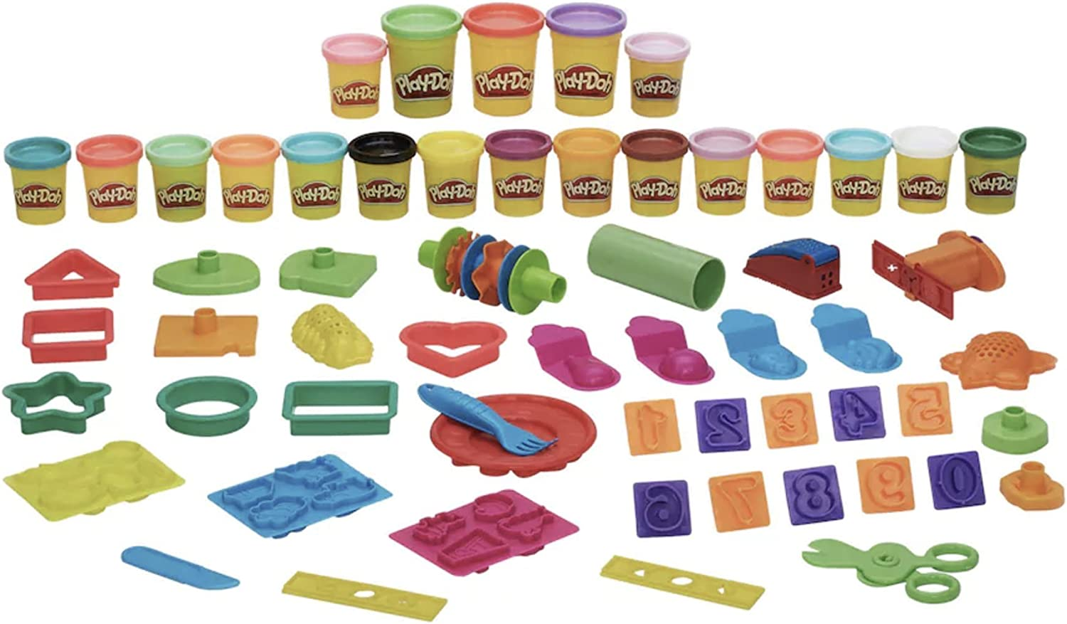 Play-Doh Create `n Canister Play Set