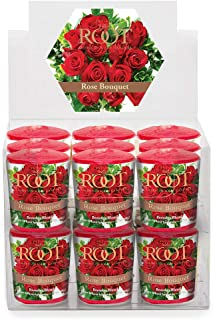 product image for Root Candles 20-Hour Votive Scented Beeswax Blend Candle, 18-Pack, Rose Bouquet