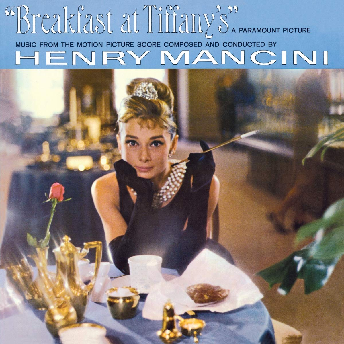 Vinilo : Henry Mancini - Breakfast At Tiffany's (original Soundtrack) (180 Gram Vinyl, Colored Vinyl, Limited Edition, Bonus Track, Remastered)