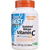 Doctor's Best 12-Hour Vitamin C with PureWay-C 60 Tablets