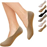 Trendcool 6x Calcetines Tobilleros Mujer. Calcetines Invisibles Mujer Pack Pinkies Mujer Unisex. Pack de Calcetines de…
