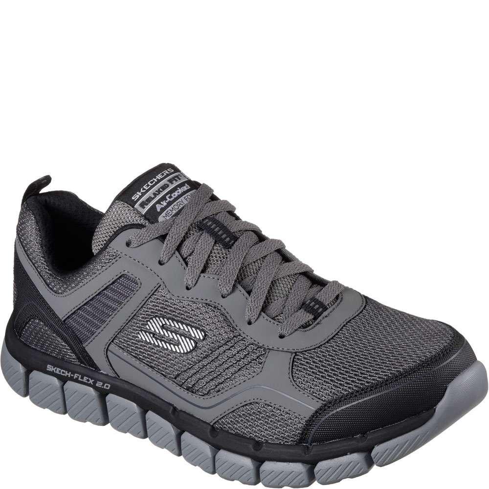 5963ceb13052 Amazon.com  Skechers Men s Skech-Flex 2.0 Disby  Shoes
