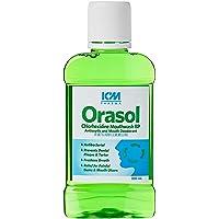 Orasol Oral Antiseptic Mouthwash, 300ml