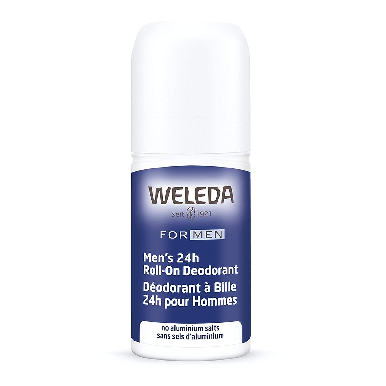 Weleda Men's 24 Hour Roll-On Deodorant