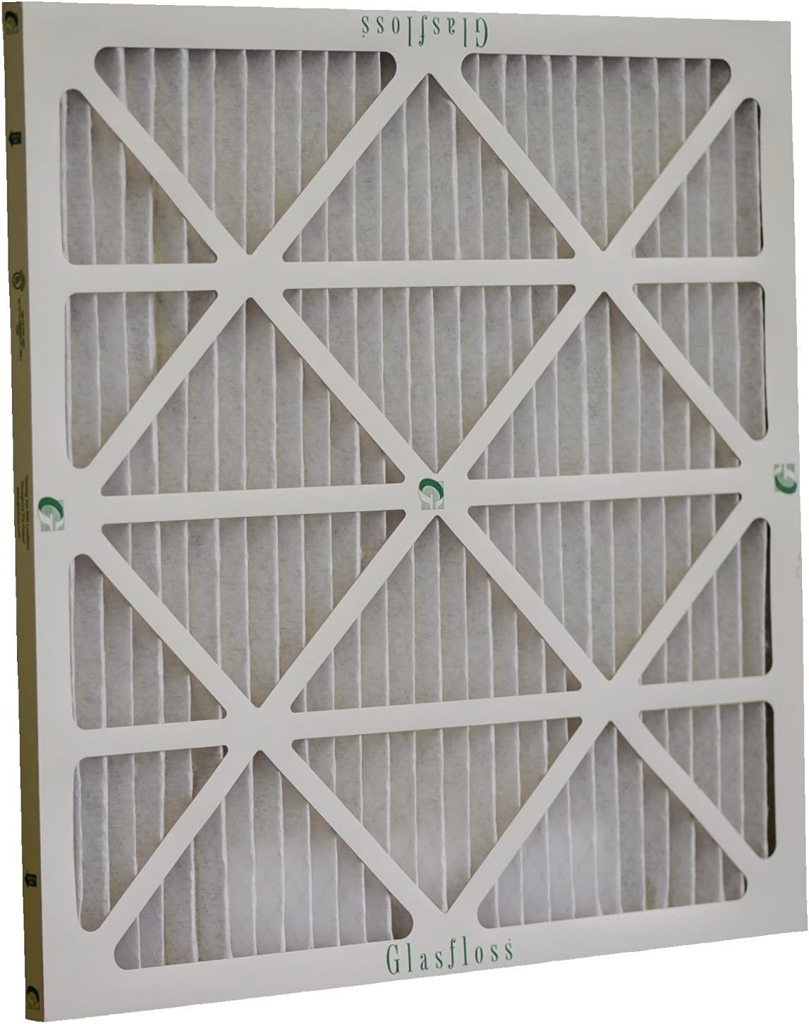 Case of 12 Glasfloss Industries ZLP20242 Z-Line Series ZL MERV 10 Pleated Filter,