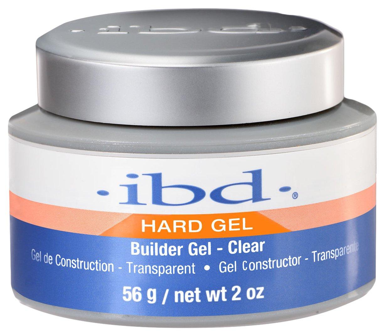 IBD LED/UV Gels Builder Clear 2 oz. 1210278012