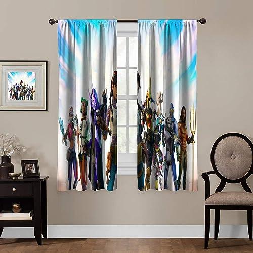 LOUTAN Window Curtain Panel