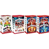 Power Rangers Complete Series Box Sets (SEASONS 1 - 17) [DVD] [1993 - 2009]