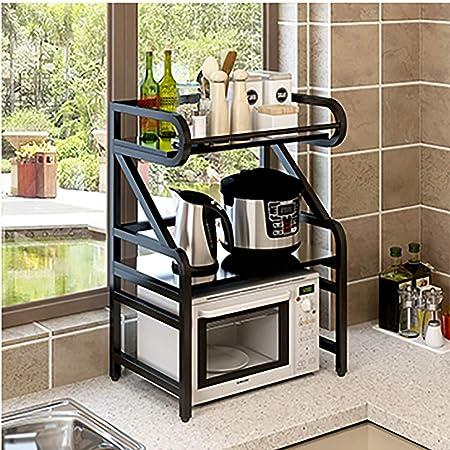 XNARACK Industrial Horno Microondas Soporte Rack, Utilidad De ...