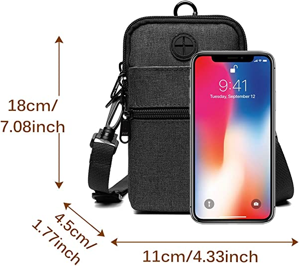 Brand New From Peru Aquayo Passport Cell Phone Satchel Bag #Pass10