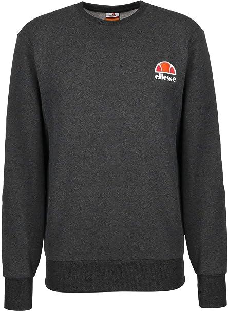 ELLESSE Diveria Sweatshirt für Herren Schwarz
