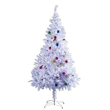 Amazon.de: homcom 02-0351 Weihnachtsbaum künstlicher Christbaum ...