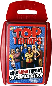 Eleven Force Top Trumps The Big Bang Theory (81717), Multicolor, Ninguna (1): Amazon.es: Juguetes y juegos