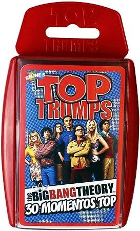 Eleven Force Top Trumps The Big Bang Theory (81717), Multicolor, Ninguna (1): Amazon.es: Juguetes y juegos