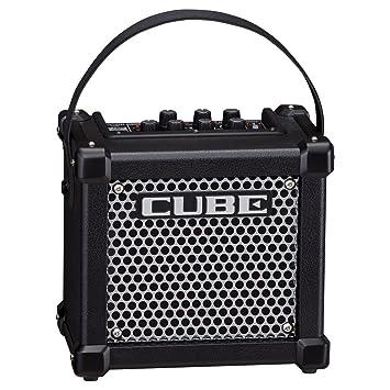 Roland M-CUBE-GX Micro Cube GX 3W 1x5 Guitar Combo Amp 8