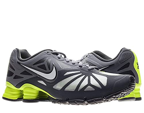 83ac0532c3668a Nike Shox Turbo 14 Mens Running Shoes 631760-007 Anthracite 8.5 M US ...