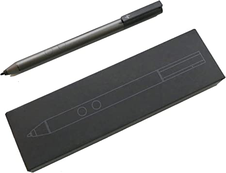HP 15-db0074nf 15.6 Broonel Grey Rechargeable Fine Point Digital Stylus Compatible with The HP 15-da0003ng 15.6 HP 15-da0998na 15.6