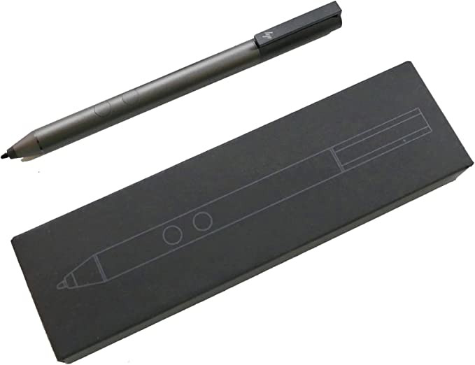 Broonel Midnight Black Rechargeable Fine Point Digital Stylus Compatible with The Jumper EZbook X3 13.3-inch FHD Laptop
