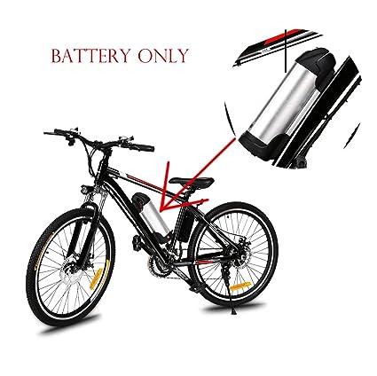 """AIMADO 1 Bateria de Recambio para """"Bicicletas Electricas de Montaña, E- bike"""