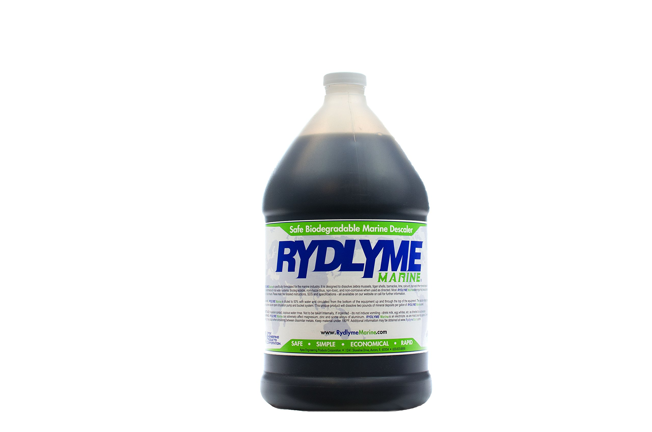 RYDLYME Marine Biodegradable Descaler - 1 Gallon