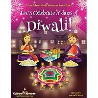 Let's Celebrate 5 Days of Diwali|: 1