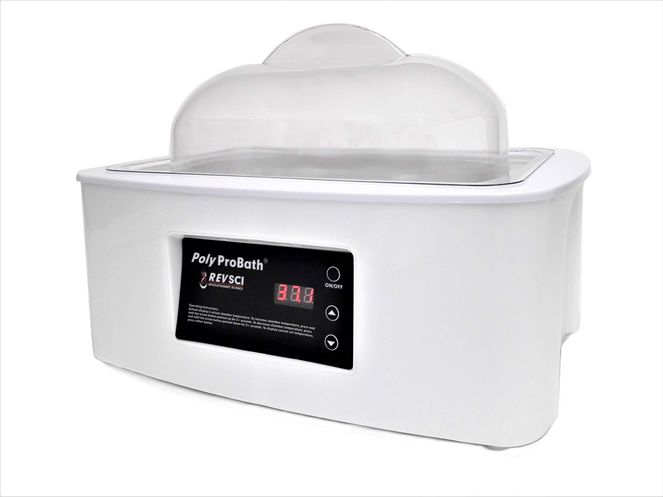 Revolutionary Science RS-PB-100 Poly Pro Bath, 5.5 Liter; 100-240 VAC, 50/60 Hz