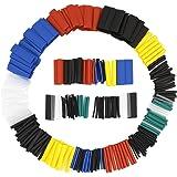 Guaine Termorestringenti 580 pezzi, Phyles Tubo Termorestringente per Cavi Heat Shrink Car Electrical Wire Tubing