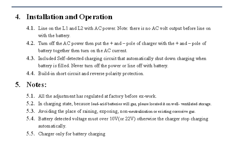 Automatic Battery Charger Chr 2685 110 220v Float Charge 24v 35a 12v Voltage Regulated Car Motorbike