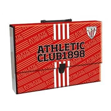 6b85906440a70 ATHLETIC CLUB DE BILBAO Athletic Club di Bilbao - Valigetta (CYP cn-12-ac)   Amazon.it  Giochi e giocattoli