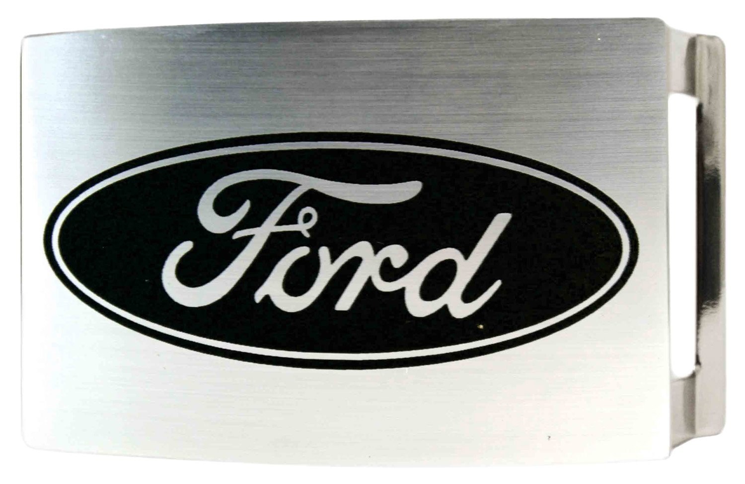 Ford Automobile Company Metal Back Logo Rockstar Belt Buckle Buckle Down