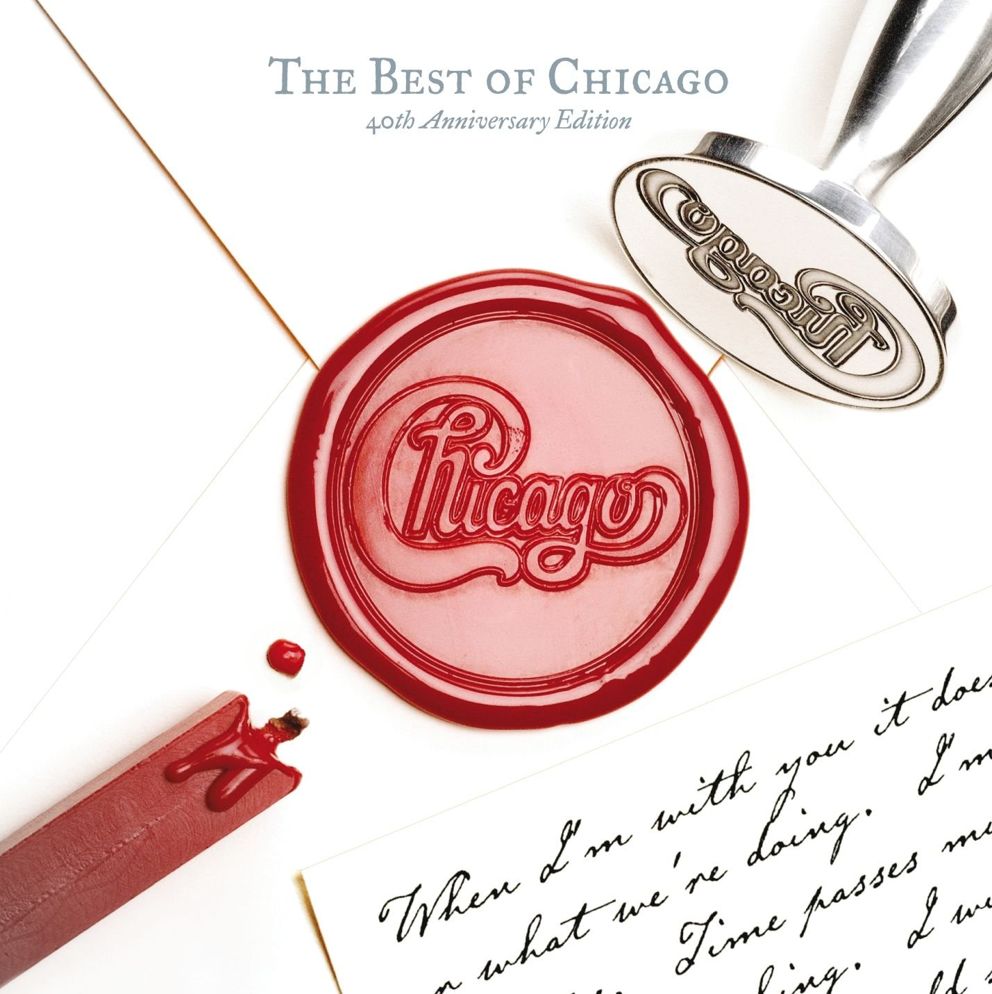 The Best Of Chicago: 40th Anniversary Edition (2CD) by Rhino
