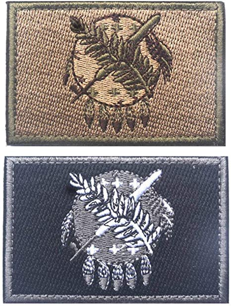Tactical State Patch Oklahoma