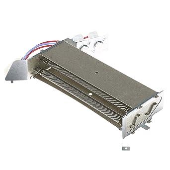 Qualtex 2000 W elemento calefactor y termostatos para secadoras Atlus ADSV6 mando