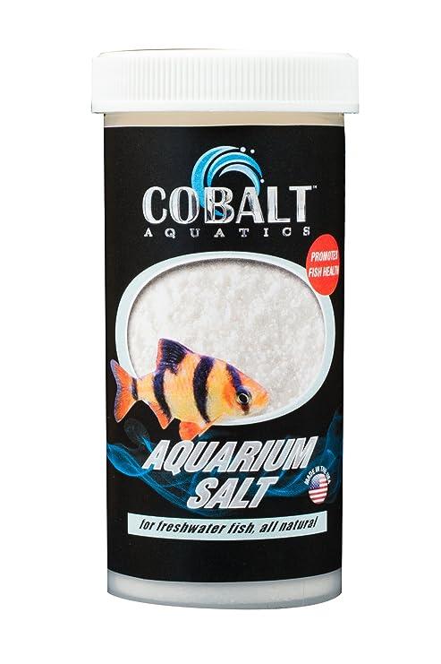 Cobalto acuático agua dulce Acuario Agua Salada acondicionado, 7 oz