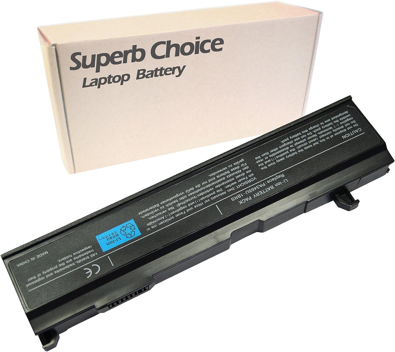 Superb Choice Battery Compatible with Toshiba PA3465U-1BRS
