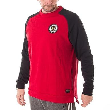 Nike F.C. Crew Men's Sweatshirt Gym Red