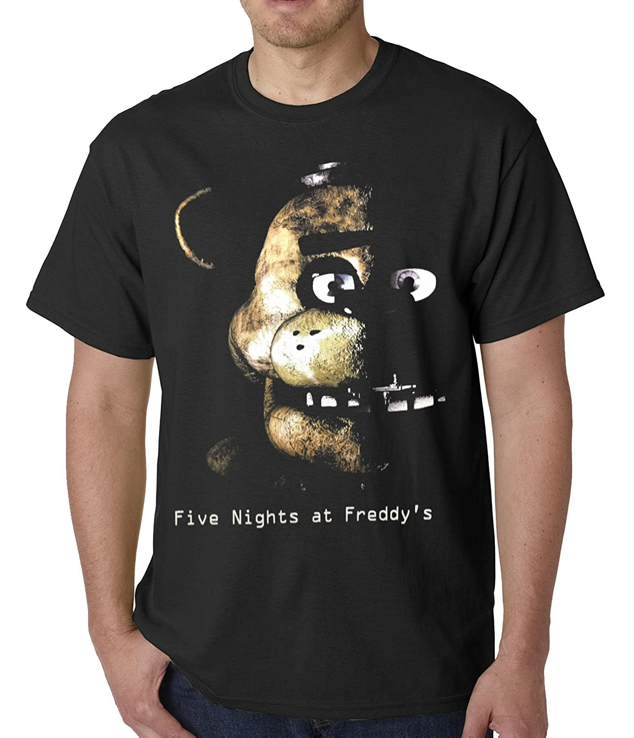 Five Nights at Freddy's Eclipse Youth T-Shirt Bioworld