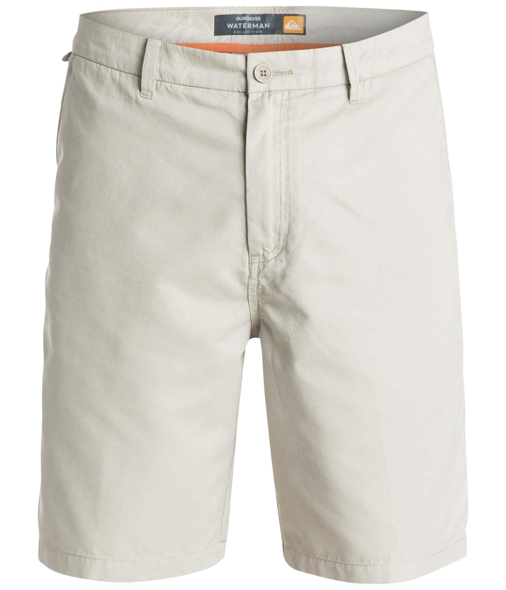 Quiksilver Waterman Men's Maldive Chino Short, Sand Stone, 40
