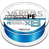 VARIVAS(バリバス) PEライン ハイグレードPE X8 150m