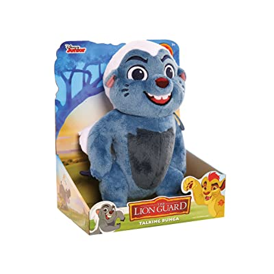 Disney Lion Guard Bunga Talking Light Plush: Toys & Games