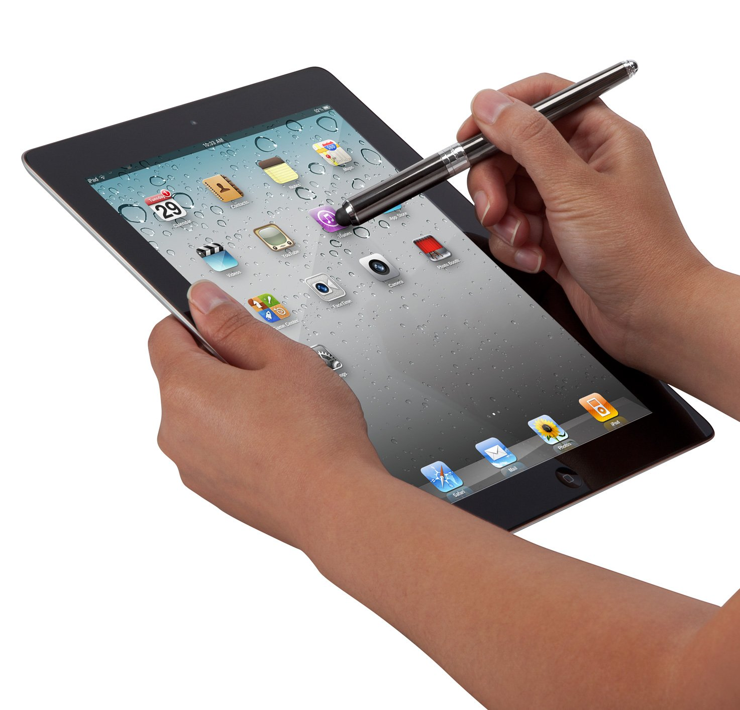 What is a tablet for