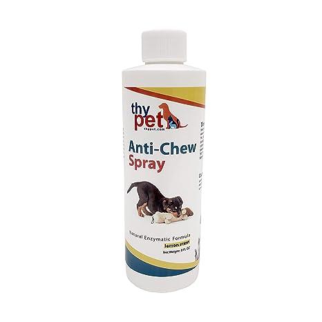 Amazon.com: THYPET Pets Lemon Anti Masticar Spray - Perro ...